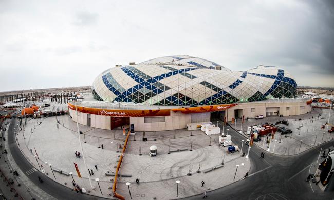 Lusial multipurpose hall, Qatar