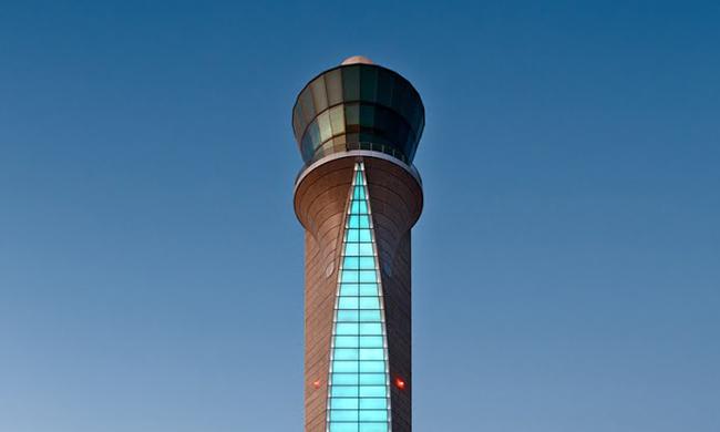 NDIA ATC Tower