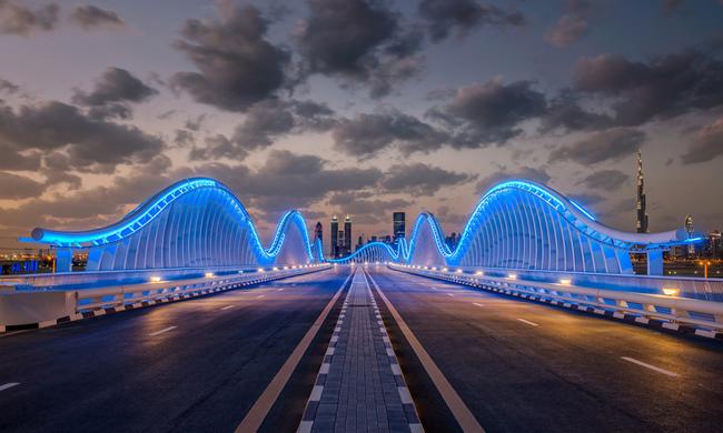 NAD AL SHEBA RACE COURCE BRIDGE